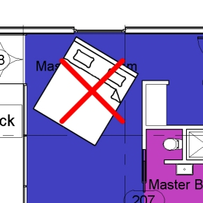 Get a Good Grade with these Feng Shui Tips for Furniture Placement in Drawings